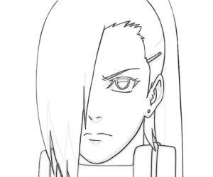 Imágenes Para Dibujar De Naruto Ideales Para Colorear Y
