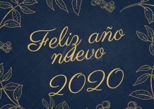 imágenes que digan feliz año nuevo 2020