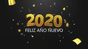 imagenes de feliz año 2020 para foto de perfil