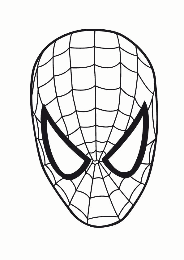 dibujar a spiderman
