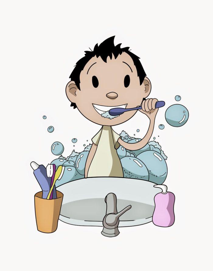 imagenes de la higiene en las manos