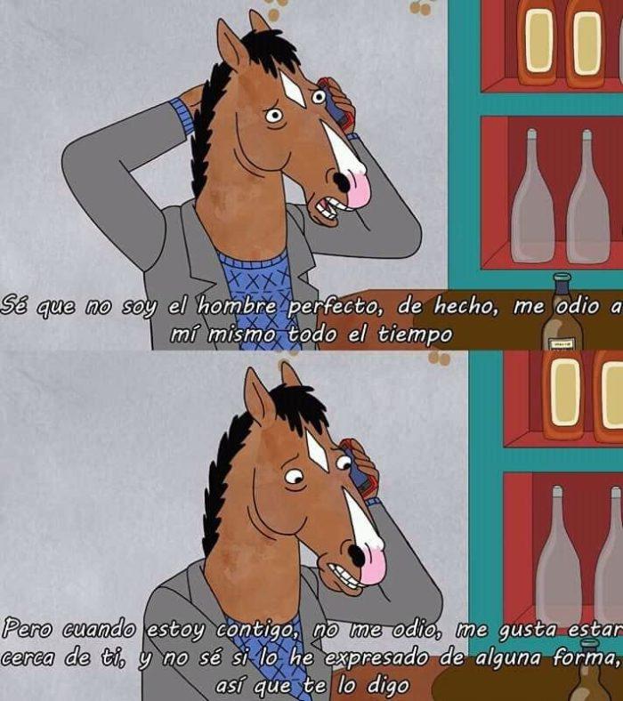 frases de Bojack Horseman