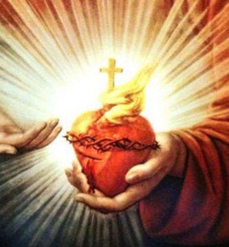 Imágenes del Sagrado corazón de Jesús de portada
