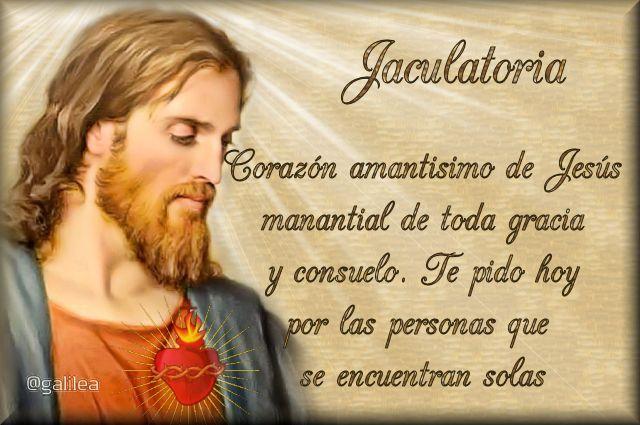 sagrado corazón de jesús imágenes con frases
