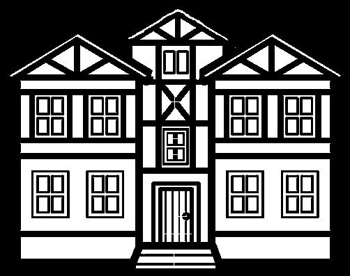 dibujar casas
